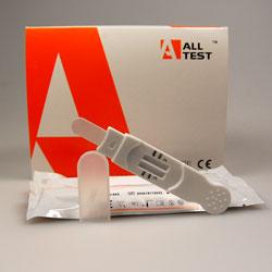 Rapid Saliva  4 Drugs Test  - Cocaine, Amphetamine, Opiates + Cannabis [3 Tests per pack]