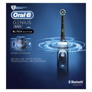 Oral B Genius 8000 (Black)