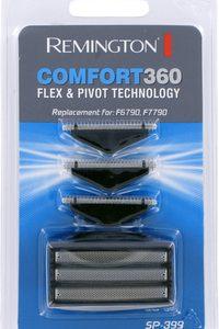 Remington SP-399 Comfort 360 Flex & Pivot Electric Shaver Replacement Foil Heads & Cutter Blades for F6790 & F7790