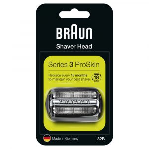 Series 3 ProSkin 32B replacement shaver head