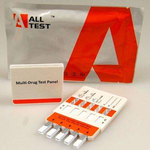 Multi-Drug 7 Drugs Repid Test Panel  (Urine test) [3 Tests per Pack]