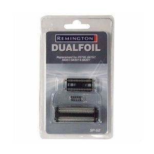 Remington SP-62 Dualfoil-x Flexi & Pivot Electric Shaver Replacement Foil Heads & Cutter Blades for F3800, F3790, DA757, A557, DA307 & DA207
