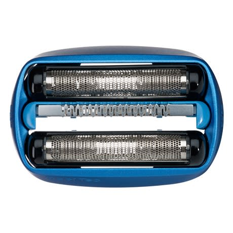 Braun Cooltec Replacement Shaver Head Cassette, 40B, Blue