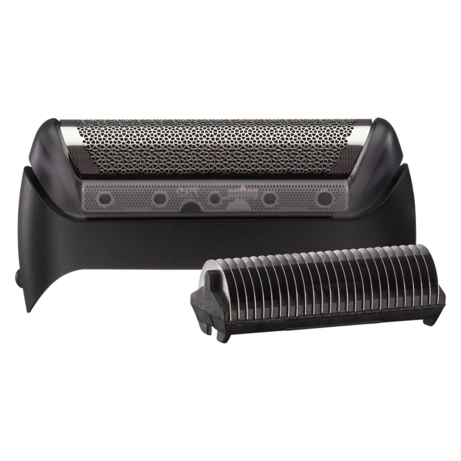 Braun Series 1 Replacement Shaver Head Cassette, 10B, Black