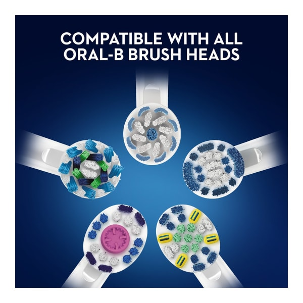 Oral B Frozen Vitality Power Toothbrush