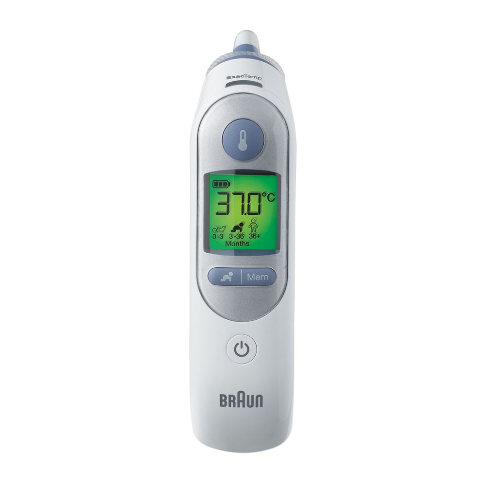 Braun IRT6520 ThermoScan 7 Ear Thermometer