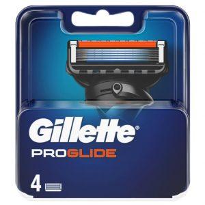 Gillette ProGlide Mens Shaving Razor Blades - 4 Pack Refill
