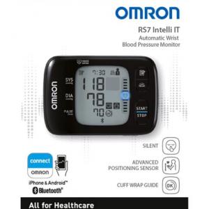 Omron RS7 Intelli Blood Pressure Monitor