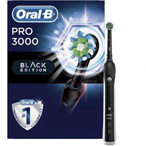 Oral B Pro 3 3000 Cross Action Black Edition